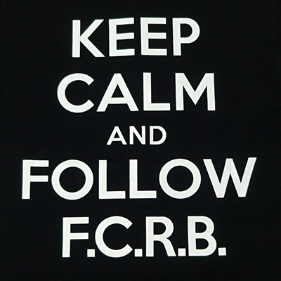 FCRB SUPPORTER KEEP CALM T