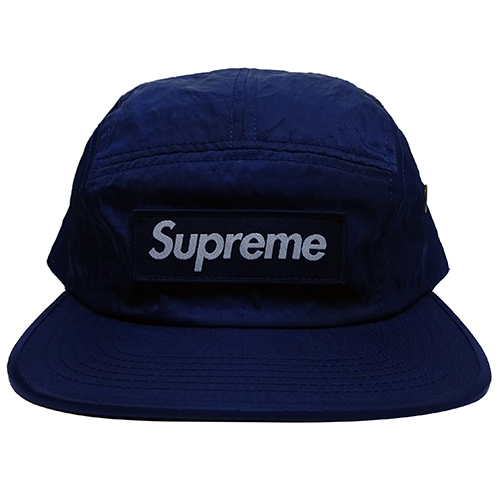 Supreme (シュプリーム) WASHED NYLON CAMP CAP
