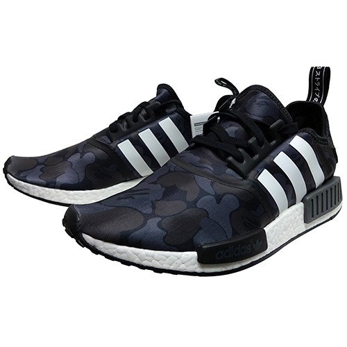 adidas originals (アディダス) × A BATHING APE (エイプ) NMD R1 BAPE 【BA7325】