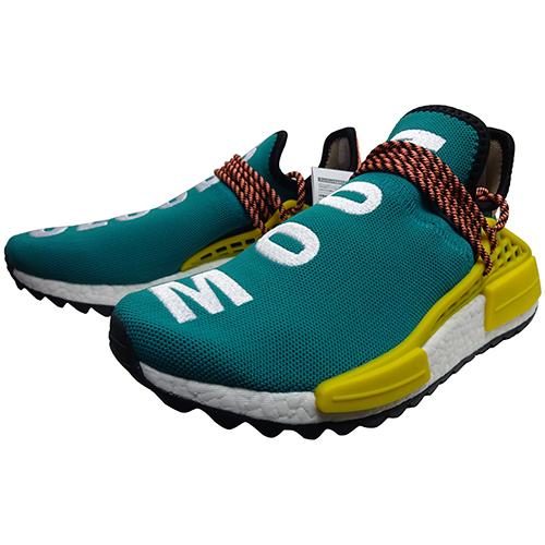 adidas originals (アディダス) × PHARRELL WILLIAMS PW HUMAN RACE NMD TR 【AC7188】