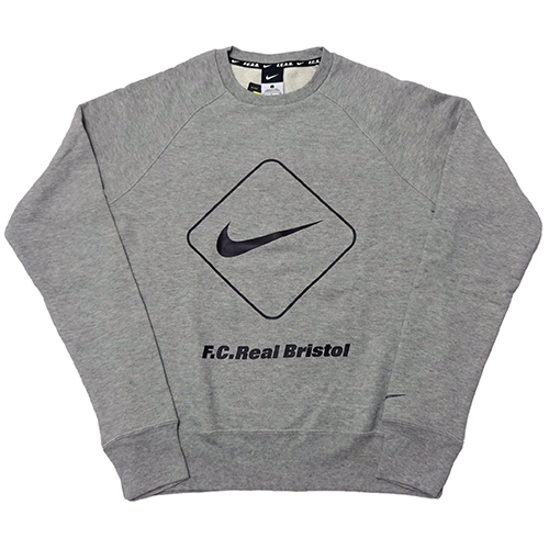 FCRB EMBLEM CREWNECK SWEAT