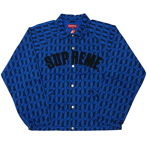 Supreme (シュプリーム) SNAP FRONT TWILL JKT