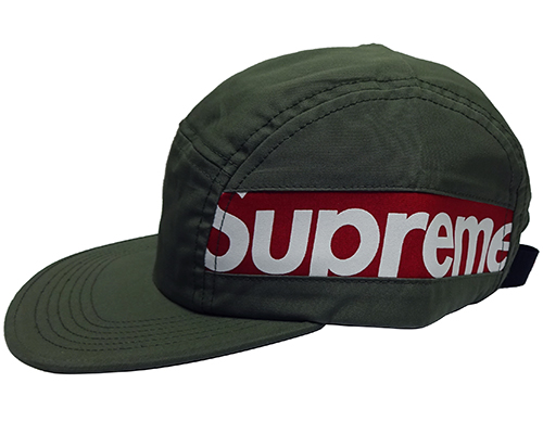 Supreme (シュプリーム) SIDE PANEL CAMP CAP