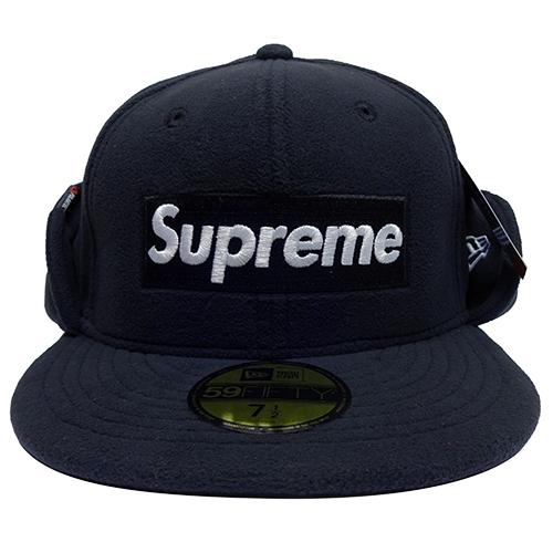 Supreme (シュプリーム) POLARTEC EAR FLAP NEW ERA