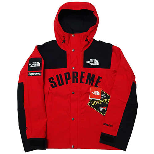 Supreme (シュプリーム) × THE NORTH FACE (ノースフェイス) ARC LOGO MOUNTAIN PARKA 【NP11901】