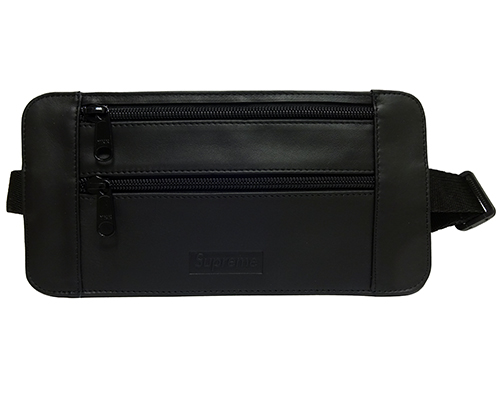 Supreme (シュプリーム) LEATHER WAIST / SHOULDER POUCH