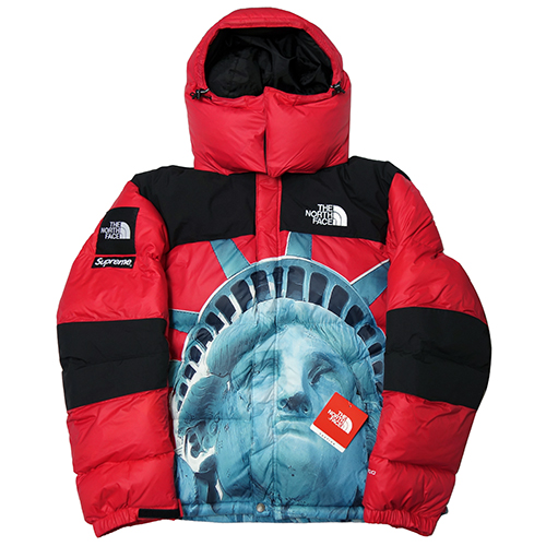 Supreme (シュプリーム) × THE NORTH FACE (ノースフェイス) STATUE OF LIBERTY BALTORO JACKET 【ND91901】