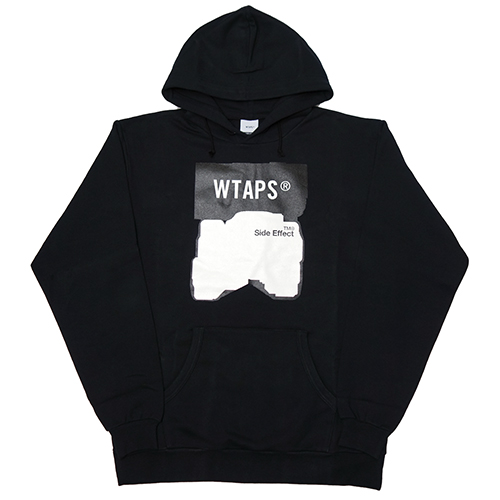 WTAPS (ダブルタップス) SIDE EFECT PULLOVER HOODIE 【192ATDT-HP01S】
