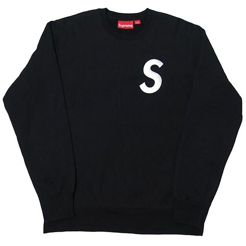【中古】 Supreme (シュプリーム) S LOGO SWEATSHIRT