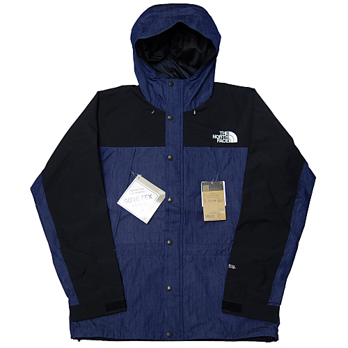 THE NORTH FACE (ノースフェイス) MOUNTAIN LIGHT DENIM JACKET 【NP12032】