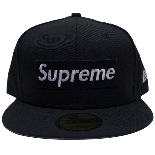 【中古】 Supreme (シュプリーム) RIP BOX LOGO NEW ERA