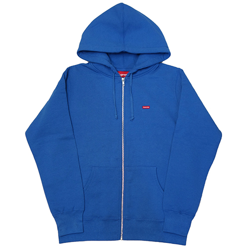 Supreme (シュプリーム) SMALL BOX FULL ZIP SWEATSHIRT