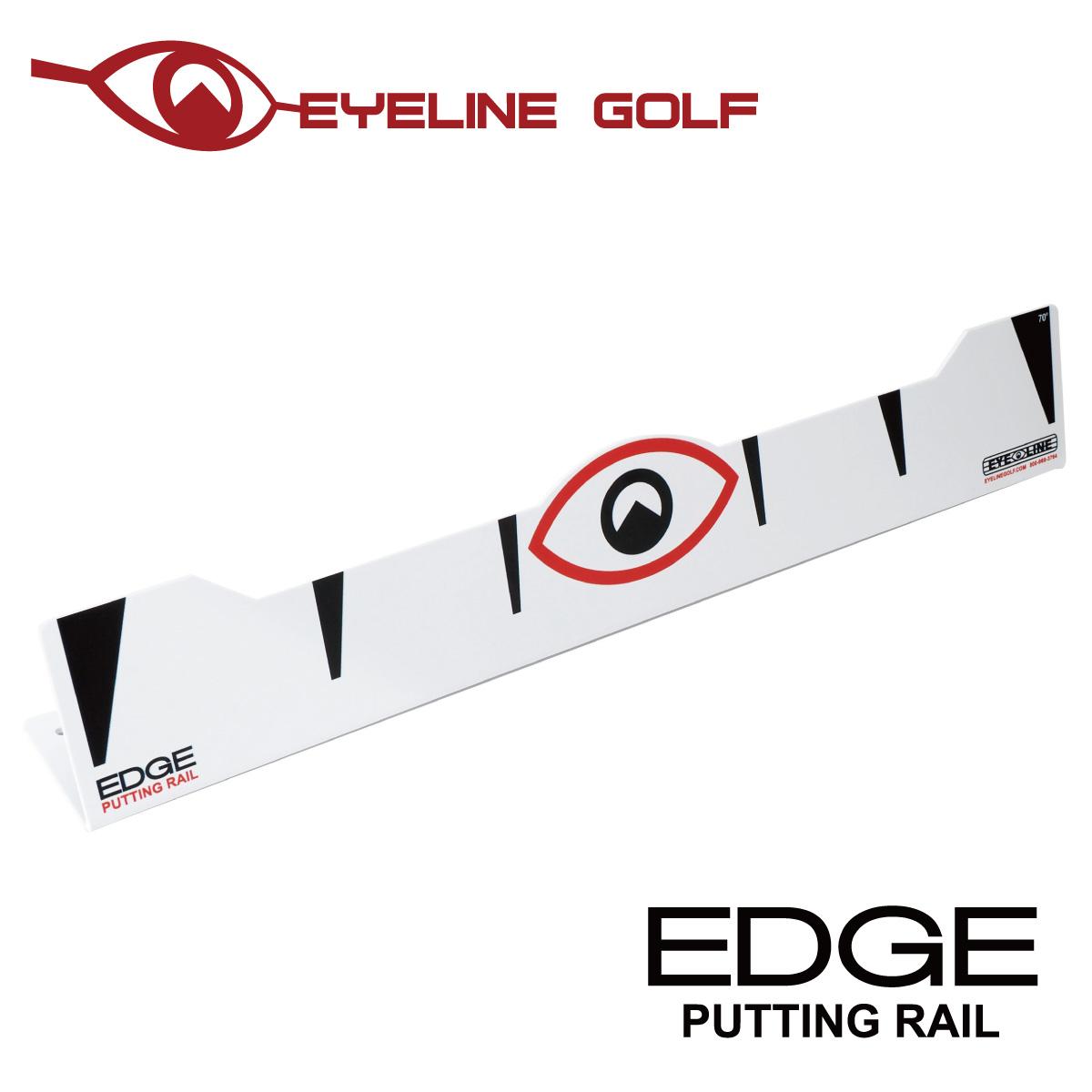 正しいヘッド起動を身に着ける 丈夫さはそのまま セール特価品 樹脂性軽量タイプに進化しました EYELINE GOLF アイラインゴルフ ELG-RA26 Edge Putting 70 ご注文で当日配送 ラウンド用品 2021エッジパッティングレール 練習グッズ パター練習 パット上達 Rail