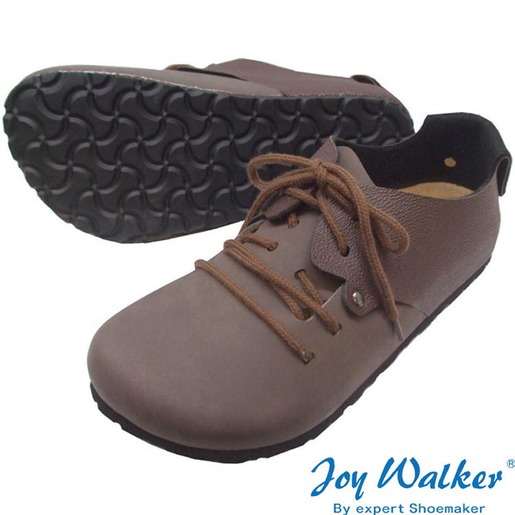 JOY WALKER(ジョイウォーカー)シューレースシューズBROWN(ブラウン)10P19Jun15