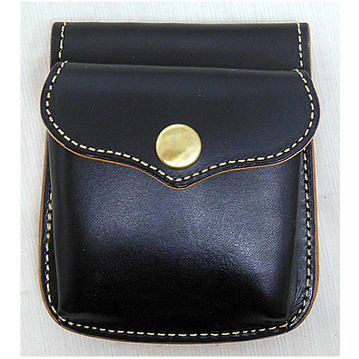 KC,s(ケイシーズ)財布 牛革 日本製ビルフォード サンタフェブラック