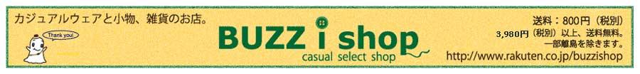 BUZZiShop:カジュアルウェアと雑貨、小物のお店