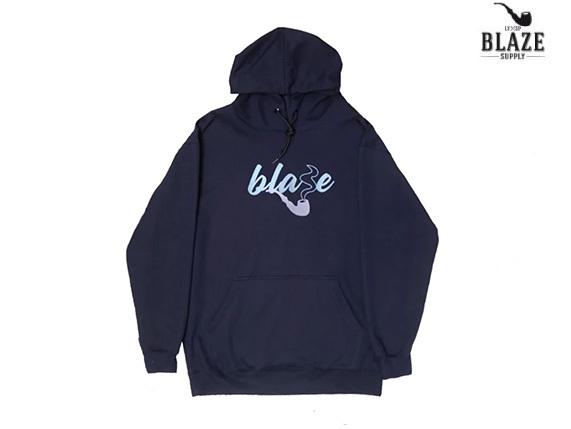 BLAZE SUPPLY ブレイズサプライ BLAZE SMOKE MARINE フーディー パーカー