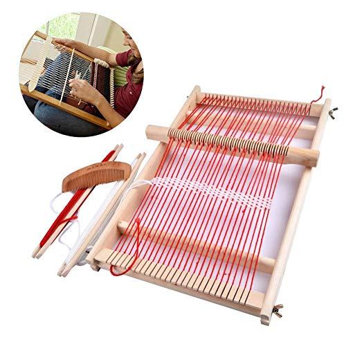 手織り機 卓上手織機 編み機 はたおりき 卓上織り機 扱いやすい 糸付き お買い得品 簡単 本日限定