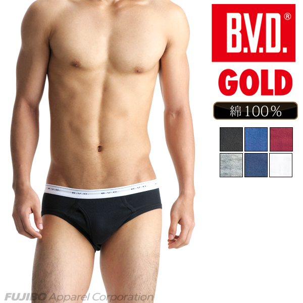 期間限定40%OFF B.V.D. GOLD カラービキニブリーフ ついに再販開始 商舗 4L 下着 コットン g031cs 綿100% 肌着 コンビニ受取対応商品