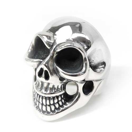 【BWL正規取扱販売店】Bill Wall Leather ビルウォールレザー 送料無料/あす楽 BWL 2012' Master Skull (Heavy) 2012 マスタースカルリング/ヘビー/スカル/骸骨/シルバーアクセサリー