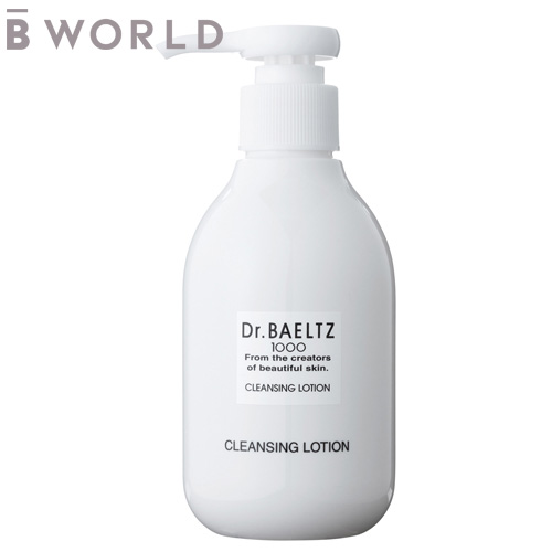 Dr.BAELTZ NEW ARRIVAL 日本限定 ドクターベルツ クレンジングローション 200mL