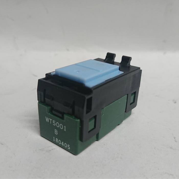 お気にいる 10個までメール便対応可能 Panasonicコスモシリーズワイド21WT5001埋込スイッチB片切 激安格安割引情報満載