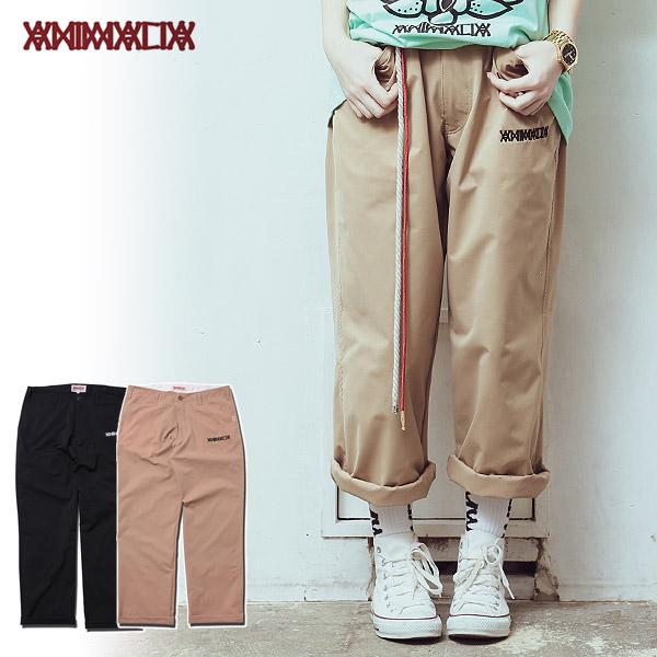 アニマリア パンツ ANIMALIA COMFY TAILORED PANTS ストリート系 ファッション