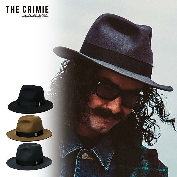 クライミー ハット CRIMIE ROLLING HAT ストリート ファッション