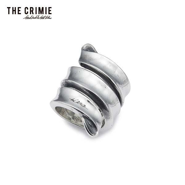 先行予約 クライミー リング CRIMIE LETTER RIBBON RING BIG 10月~11月入荷予定 ストリート系 ファッション