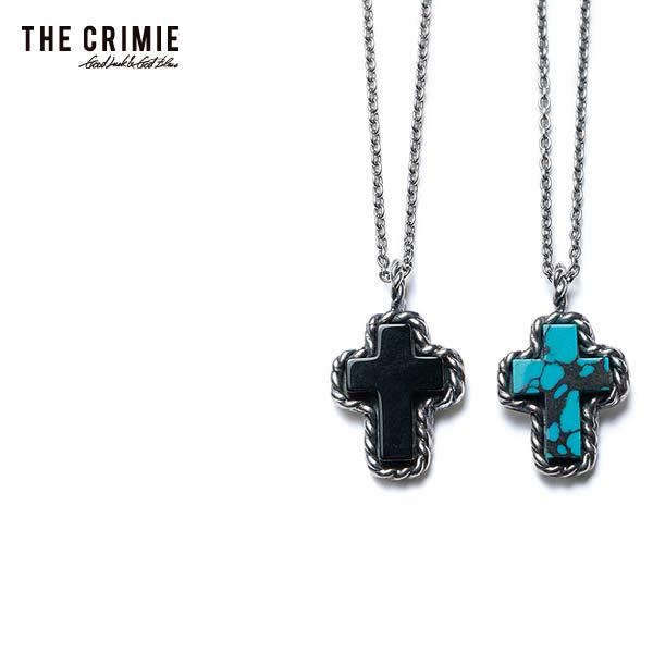 クライミー ネックレス CRIMIE STONE CROSS NECKLESS ファッション ストリート