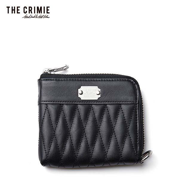 クライミー 財布 CRIMIE DIAMOND QUILT ファッション ストリート 超激得SALE MULTI WALLET 開店祝い