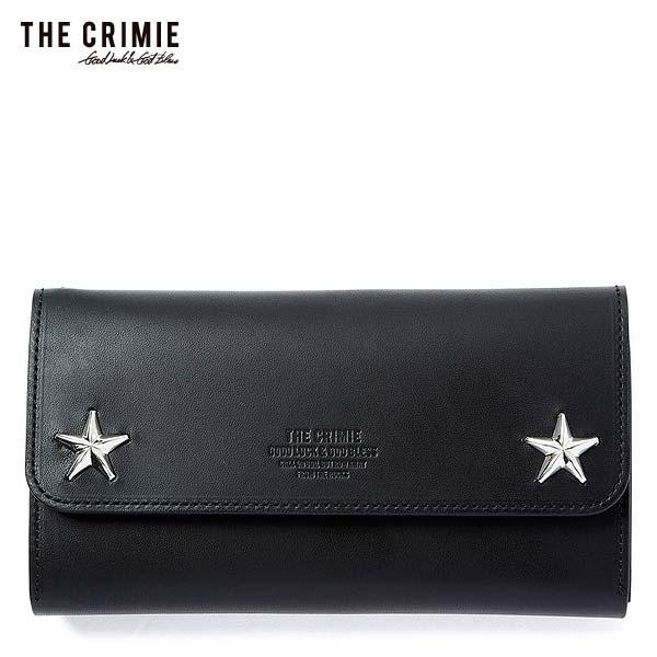 クライミー 財布 CRIMIE STAR STUDS BIKER TRAVEL WALLET ストリート系 ファッション