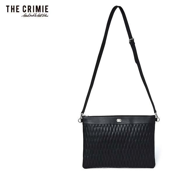 先行予約 クライミー バッグ CRIMIE DIAMOND QUILT 2WAY CLUTCH BAG BIG 10月~11月入荷予定 ストリート系 ファッション