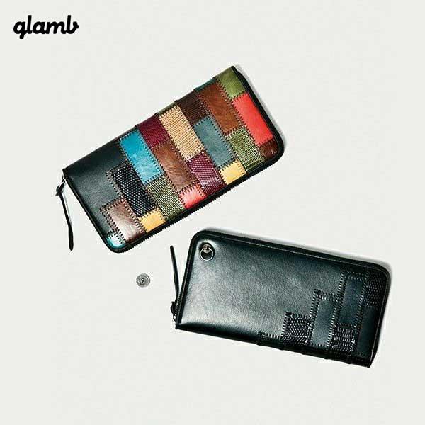 グラム ウォレット glamb Gaudy zip wallet by JAM HOME MADE ファッション ストリート