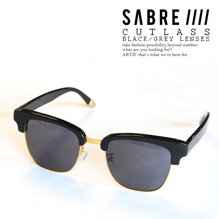 セイバー サングラス SABRE RAMBLER MATTE BLACK/GREY LENSES