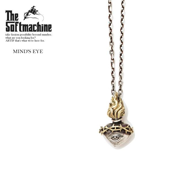 先行予約 ソフトマシーン ネックレス SOFTMACHINE MIND'S EYE 6月~7月入荷予定 ストリート系 ファッション