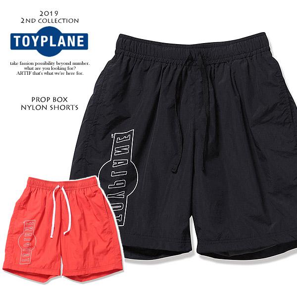 30%OFF SALE セール トイプレーン ショーツ TOYPLANE PROP BOX NYLON SHORTS ストリート系 ファッション