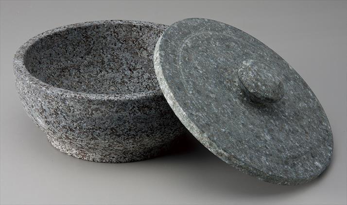 韓国直輸入 石鍋 ビビンバ お求めやすく価格改定 18cm用蓋 安全 サイズ:φ18cm