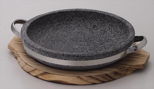 30cm手付浅鍋 サイズ:φ30×5cm 業務用 キッチン用品 厨房用品 食器 居酒屋 おしゃれ食器 創作料理