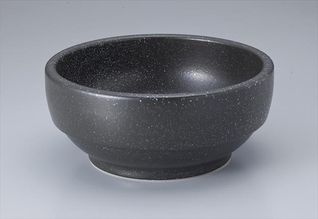 韓国直輸入 石鍋 ビビンバ ついに入荷 黒石目調 サイズ:19×H8.2cm 19cm 全商品オープニング価格