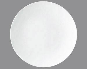 【キャッシュレス決済で5%還元!】【送料無料】(強化磁器)マイスターホワイト 18インチ丸大皿【smtb-k】【ky】