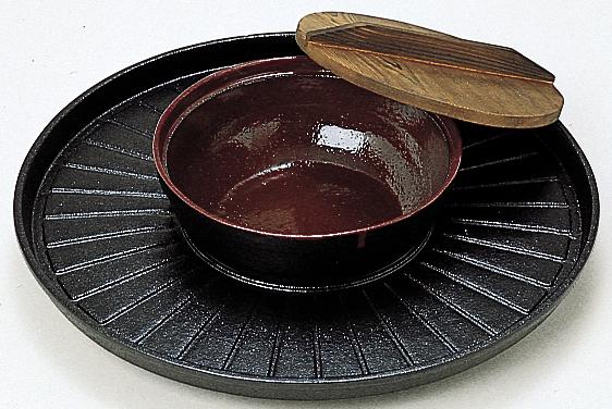 料理鍋 焼きしゃぶ鍋 B 35cm 業務用 キッチン用品 厨房用品 食器 居酒屋 おしゃれ食器 創作料理