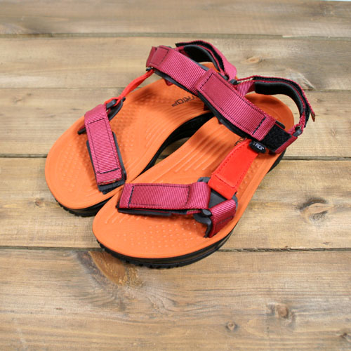 TRIOP-Terra Color / Strap Sandals