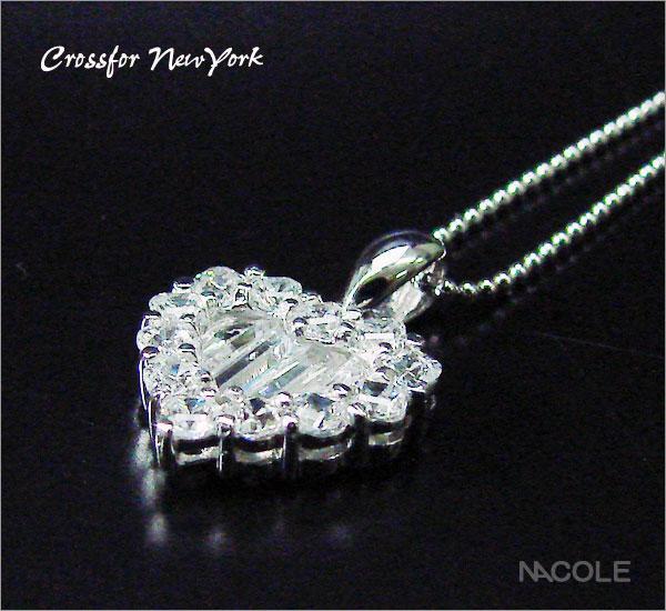 クロスフォーニューヨーク ネックレス「Alice」(内祝い 結婚祝い ギフト 出産祝い お誕生日プレゼント 記念日 贈り物 ギフト)(キャッシュレス5%還元)