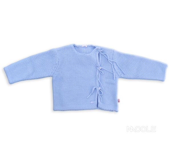 Kaloo(カルー)カーディガン(ブルー) カルーブルー (出産祝い お誕生日プレゼント 贈り物 ギフト)(大感謝祭 キャッシュレス5%還元)