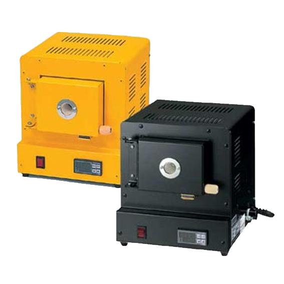 小型電気炉 mini-BS1(半自動式)イエロー