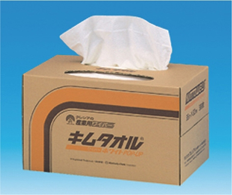 キムタオル ポップアップ 300枚/箱x4