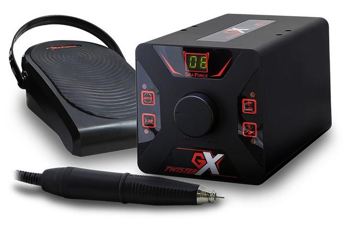 S&F(シーフォース) マイクログラインダー Twister GX