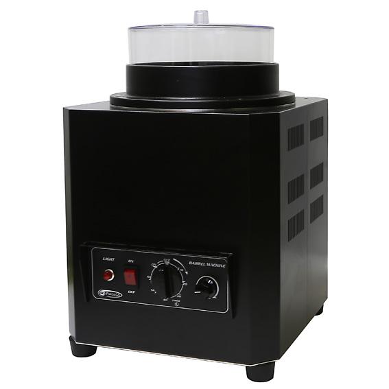 【大型配送商品】S&F(シーフォース) 磁気バレル研磨機 変速式 トルネードミドル