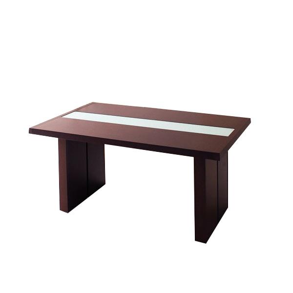 【クーポンSALE開催中】送料無料 ダイニングテーブル 幅150 ダイニングテーブル シンプル シック 木製 モダン ミッドセンチュリー 食卓 ダイニング リビングテーブル 4人用 北欧 シンプル 家具通販 大川市